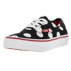 Vans Kids Authentic Polka Dots Skate Shoe